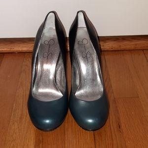 Jessica Simpson ombre stilettos